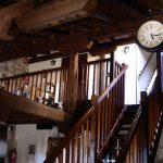 Casa Rural, Escalera.